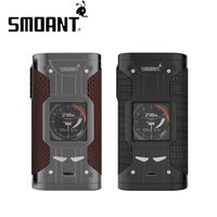 Original Smoant Cylon TC Box MOD 218W Vape Mod Powered by 2x 18650 Cell 218W Mod Ant218 Version2 chipset e cigarettes box mod