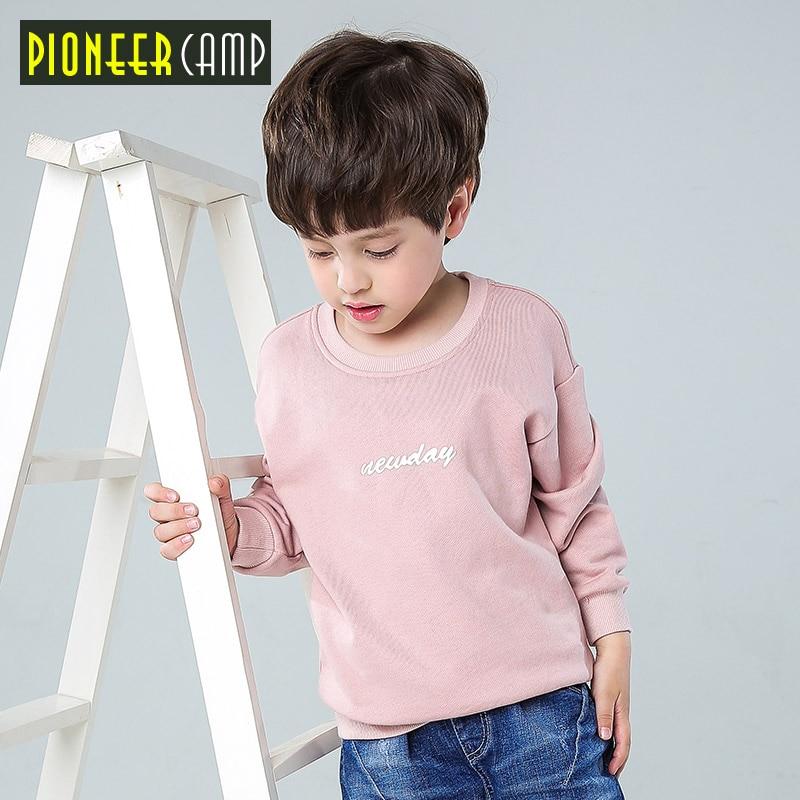 Pioneer kids hoodies sweatshirts children casual fashion hoodies for boys girls quality sweatshirt boys teens clothes BWY810031