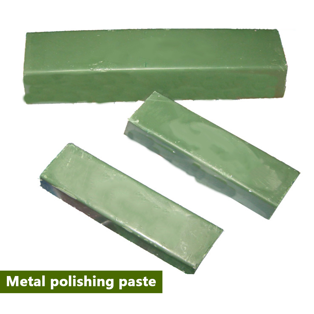 Paste Polishing Sharpener Polishing Wax Paste For Stainless Steel ,Copper Products, Aluminum Products,Chromium Oxide Abrasive