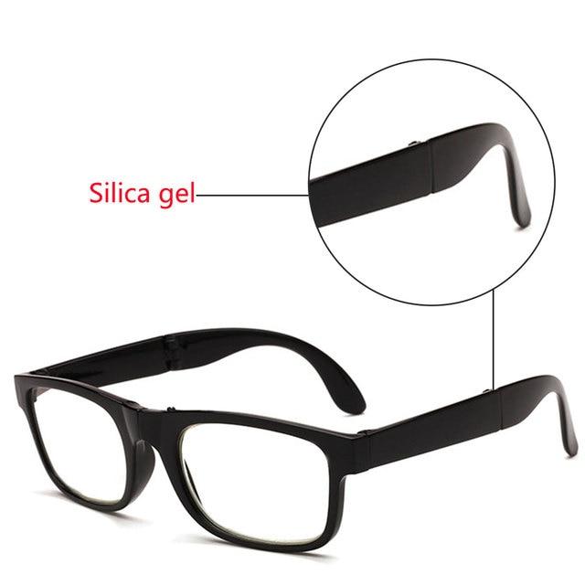 Unisex Vision Glasses Magnifier Magnifying Eyewear Reading Glasses 2