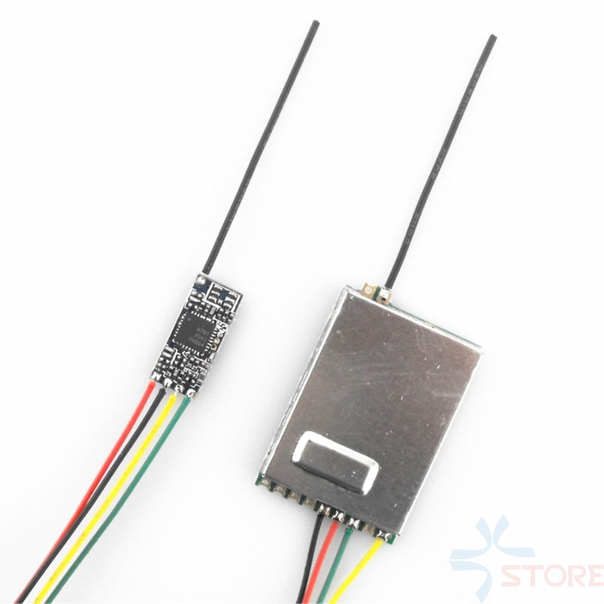 2.4Ghz wireless surveillance video transmitter small camera module 2.4G 100MW wireless micro audio video transceiver module set