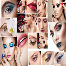 Hd винтажный макияж оснастка профессиональное производство высококачественных