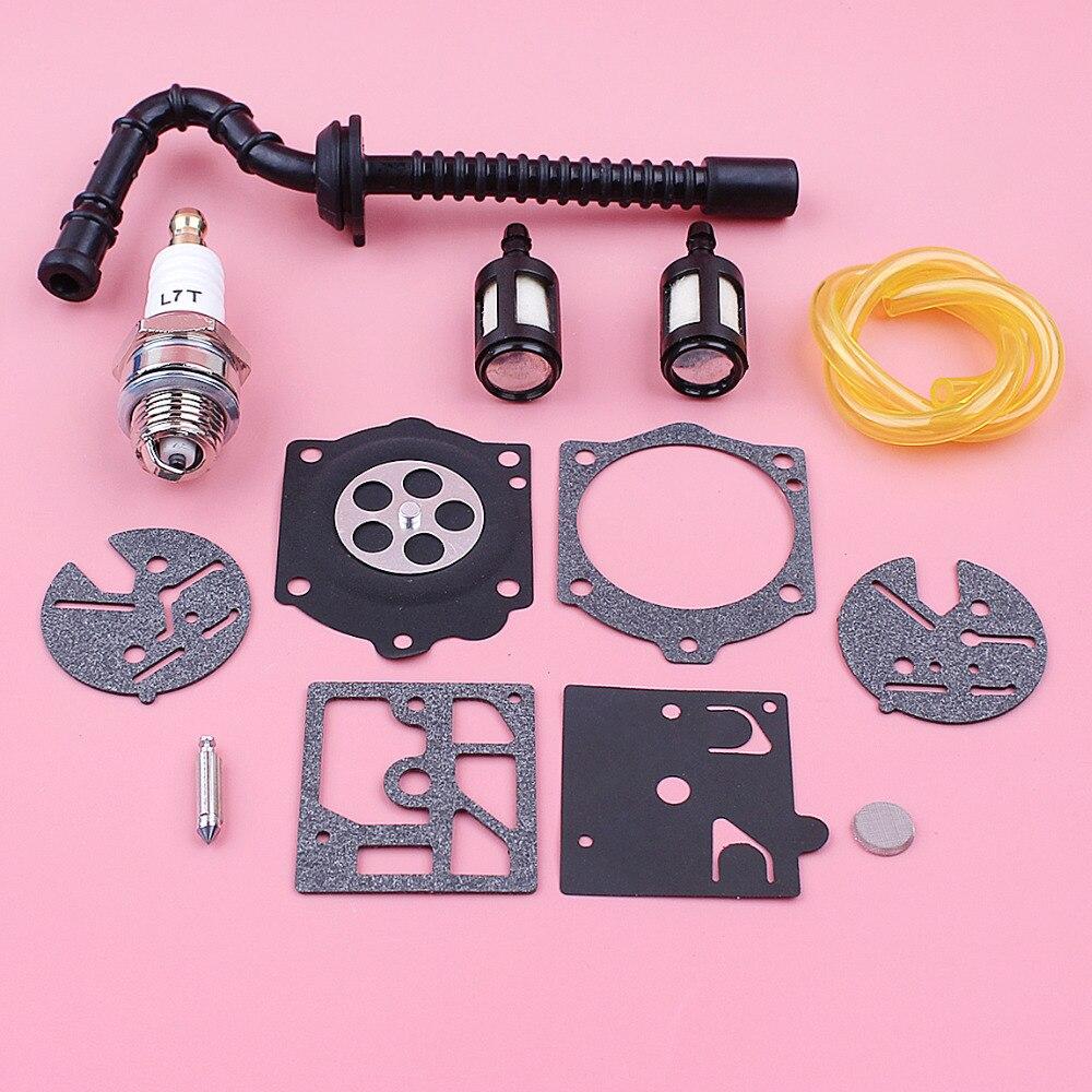 10x chain bar tensioner tightener adjustment screws for Stihl 028 038 009 011