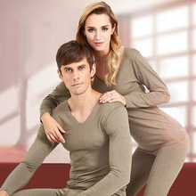 Winter Lover Thermal Underwear Sets Men Women Brand Super Stretch Warm Underwear 2018 Spring Autumn Winter