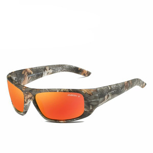الرياضة الاستقطاب كامو النظارات الشمسية الصيد نظارات الرجال أو النساء في الهواء الطلق الصيد القيادة ركوب UV400 حماية