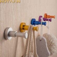 Настенная алюминиевая отделка карамельного цвета вешалка для одежды полотенце пальто крючок для халата декоративные крючки для ванной комнаты карамельный цвет YT-3003