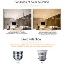 5pcs led lamp 3w 5w 7w 9w 12w 15w led bulb led e27 100-240v warm cold white led light Real power Lampada Ampoule Bombilla Lamp
