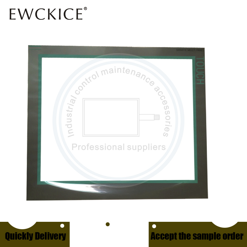 Image 2 - NEW 6AV6644 0AC01 2AX1 MP377 19 6AV6 644 0AC01 2AX1 HMI PLC Touch screen AND Front label Touch panel AND Frontlabel-in Industrial Computer & Accessories from Computer & Office