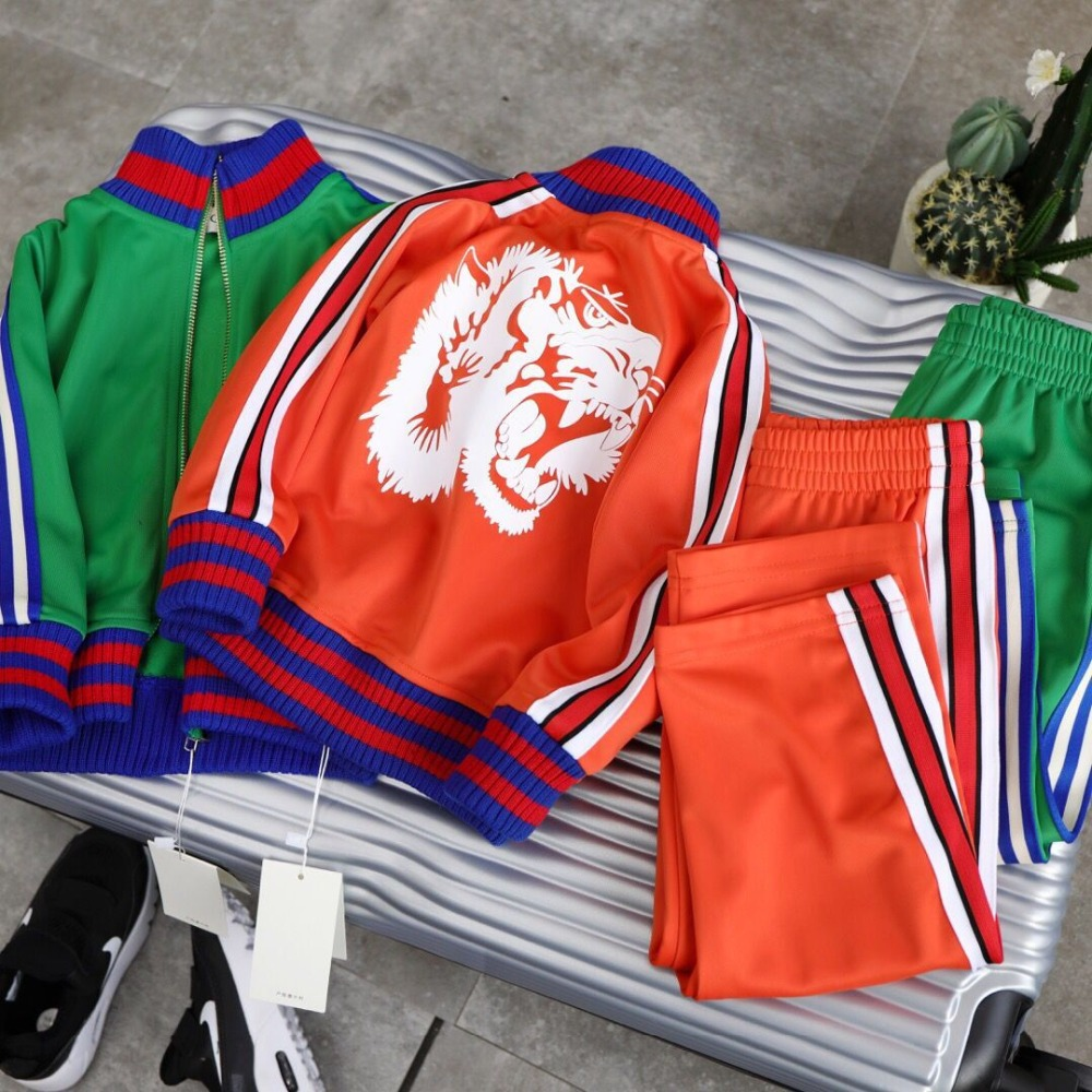 in stock 2018 Children Clothing Set Sport Suit Tops+Pants Kid Clothes for Boys Girls Winter Autumn School Outfits Clothing цены онлайн