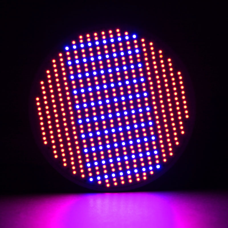 Best Price Red+Blue LED Plant Grow Light Lamps E27 AC85~265V LED Hydroponics Lamps