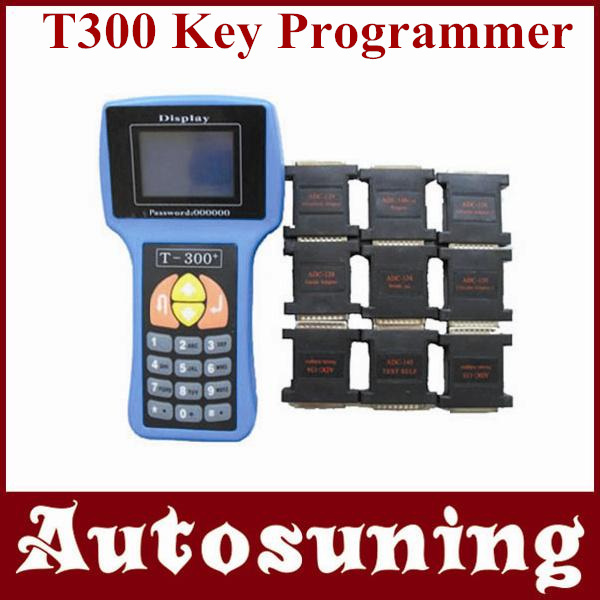 Transponder T300 Key Programmer with English and Spanish Newest Version