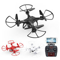 KY101SRC Drone with HD WiFi Camera FPV Altitude a Return Key Landing Off Without Head RC Quadcopter Drone Long Time Flight Time
