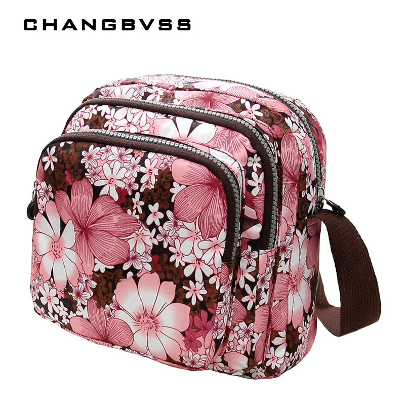 Flower Pattern Mommy Bag Baby Nappy Bags Multifunction Diaper Bag Newborn Storage Organizer Handbags For Moms Mochila Feminina