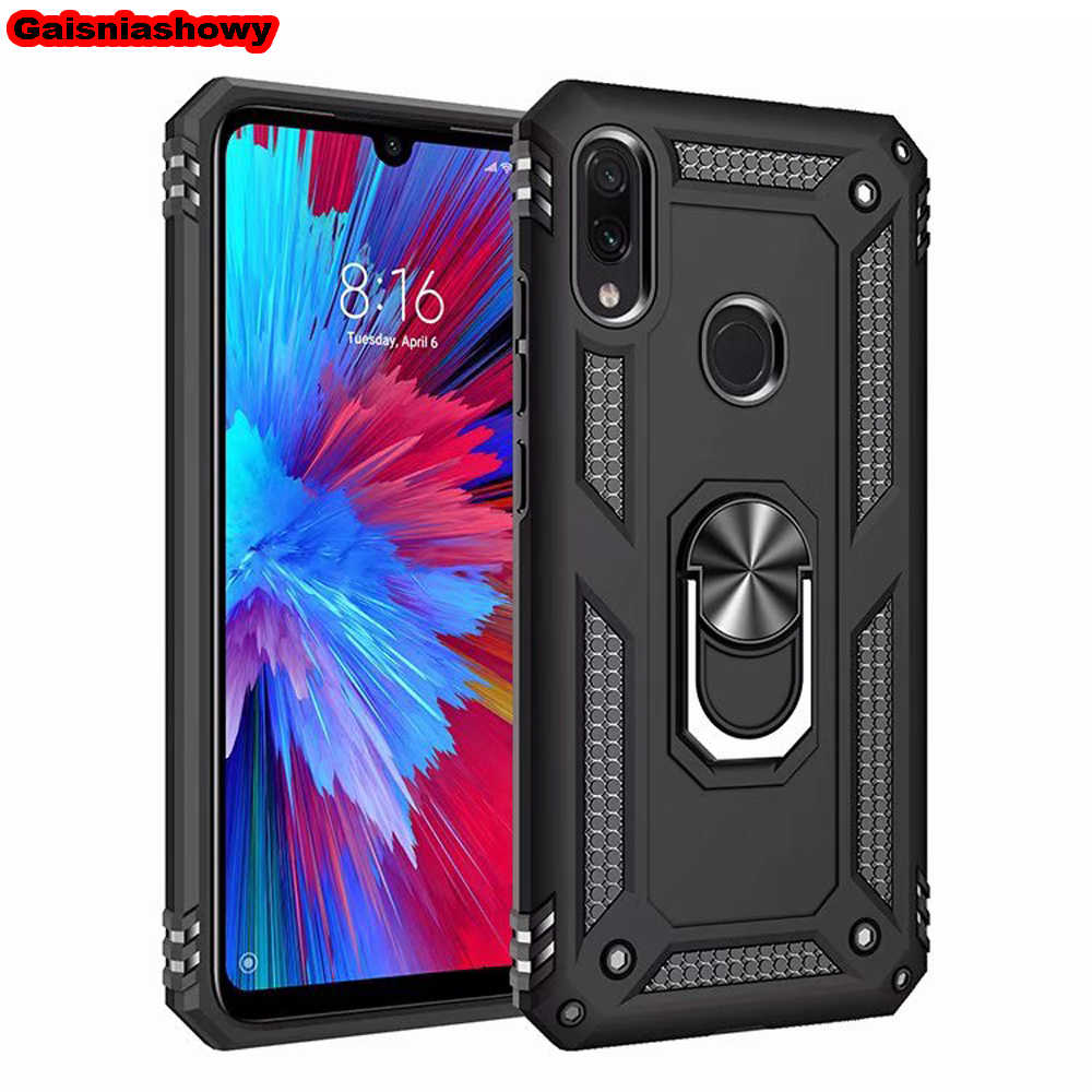 Shockproof Case For Xiaomi Redmi 7 Note 7 Kickstand Military Industry Silicone Case For Xiaomi Mi 9 SE Phone Case Cover Shell