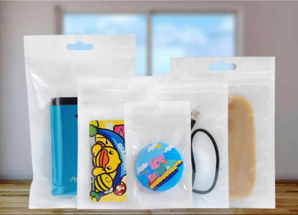 5000pcs 16*24cm reusable transparent waterproof dust gifts/Craft/Electronic accessories/cellphone Packaging plastic Bags pouch