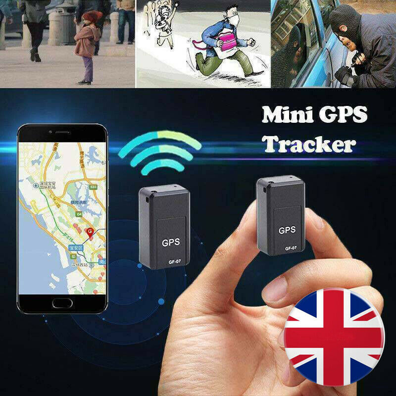 Gps-Tracker Trackertracking-Device SPY Magnetic Mini Real-Time GSM GF07 Car-Locator