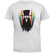 High Quality T Shirts Short Sleeve Crew Neck Babadook Pride Lgbtq Rainbow Best Friend Mens Shirts цена и фото