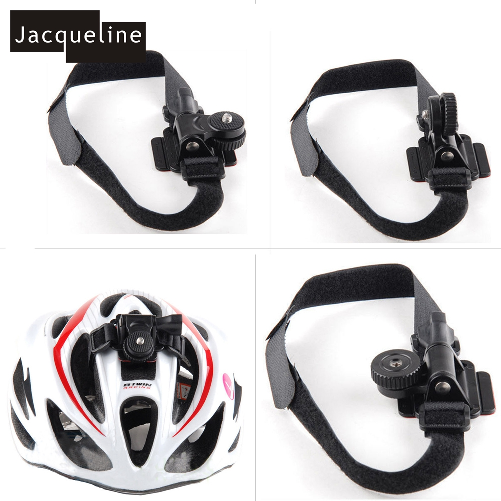 Jacqueline For Ion Air Pro 2 3 Helmet Mount Kit for Sony Action Cam HDR AS20 AS200V AS15 AS30V AS100V AZ1 mini FDR X1000V W 4 k in Sports Camcorder Cases from Consumer Electronics