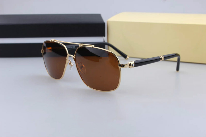 0e054216f1b6 Free home delivery Authentic sunglasses MB514 men handsome fashion ...