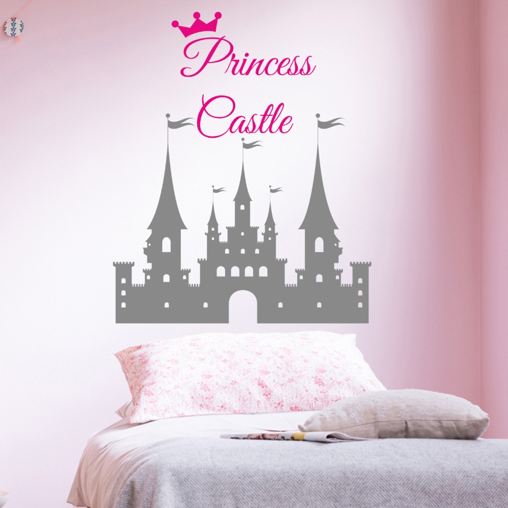 Princess Wall Decor popular decor castle princess-buy cheap decor castle princess lots