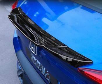 JINGHANG ABS Verf Auto Achtervleugel Trunk Lip Spoilers Past Voor 16-18 Honda Civic 2016 2017 2018