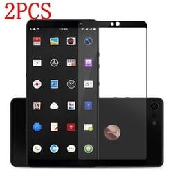 2 PCS Completa Tampa de Vidro Temperado Para Smartisan U3 Pro vidro Protetor de Tela película protetora Para JianGuo Porca Pro 2