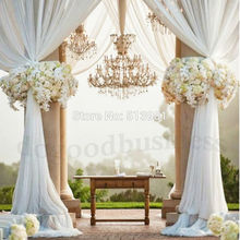 Party Decoration. Organza fabric  table /  Chair Sash