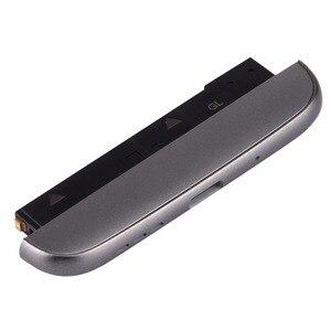 Image 4 - תחתון (טעינת Dock + מיקרופון + רמקול Ringer זמזם) מודול עבור LG G5/VS987, h840/H850, F700S/F700K/F700L, LS992