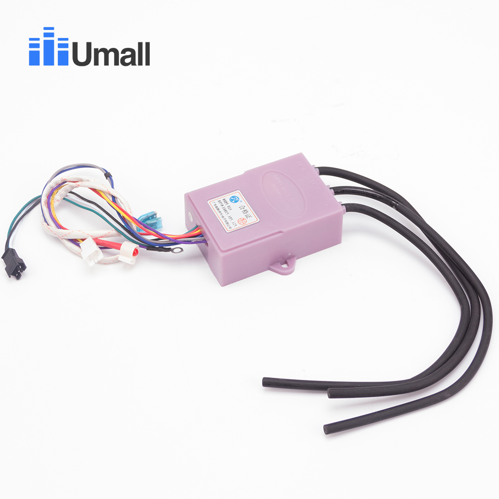 Temperature Control Of Domestic Gas Water Heater Fittings With Two Wire Electric Igniter Dc 5v Burner Pulse Spark Ignition Coil Repair Parts