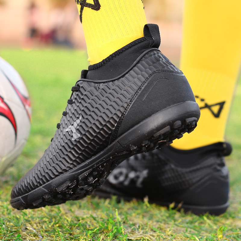 4345c76282 Detail Feedback Questions about Original Professional Men Football Shoes Elite  Vision Classic Sport Kids Spikes Outdoor Cleats Superfly Training Soccer ...