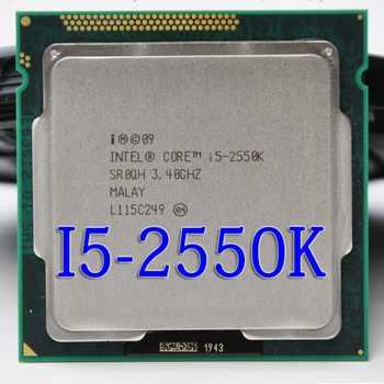 Lntel i5 2550 18K クアッドコア 3.4 ソケット LGA 1155 6 メガバイトのキャッシュ TDP 95 ワットプロセッサ - SALE ITEM パソコン & オフィス
