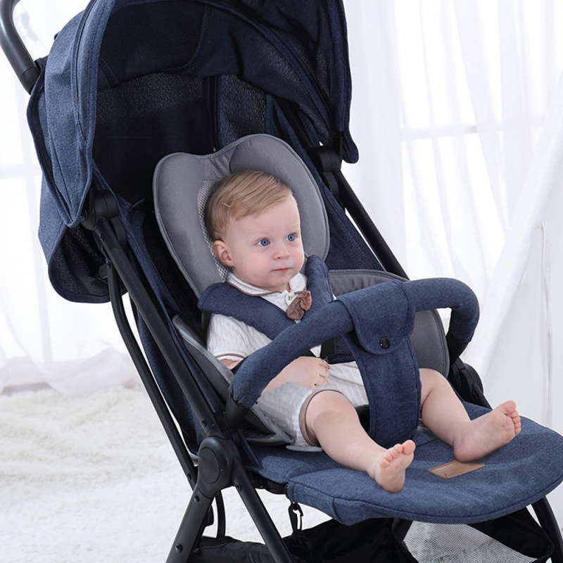 Cotton Autumn Winter Children Baby Dining Chair Warm Cushion Baby Stroller Pad Stroller Accessories