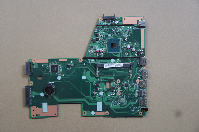 For ASUS X551MA Original laptop motherboard with N2830 CPU through comprehensive work perfect все цены