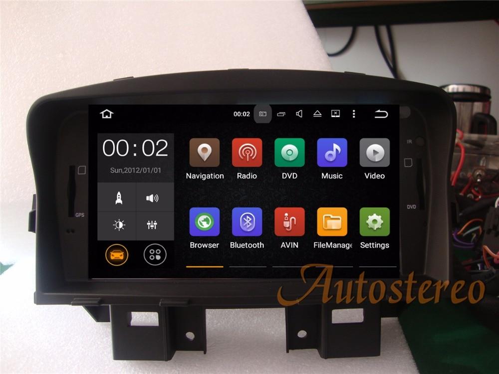 Android7 8 Car GPS Navigation auto Car DVD CD Player for Chevrolet CRUZE 2008-2011 Stereo Automedia Sat Nav Headunit multimedia lightstar потолочный светильник lightstar ovale 784246