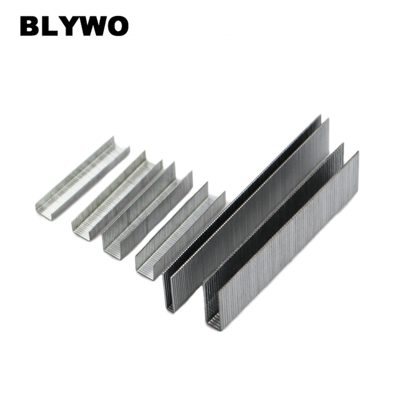 U-type Staples Reinforcement Nails For Stapler Wood Furniture Woodworking Accessories