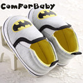 Baby Toddler Shoes Blue Superman S Cotton Bibi Size 0-12 Months Child WalkerBaby Boys And Girls Shoes	YEW325