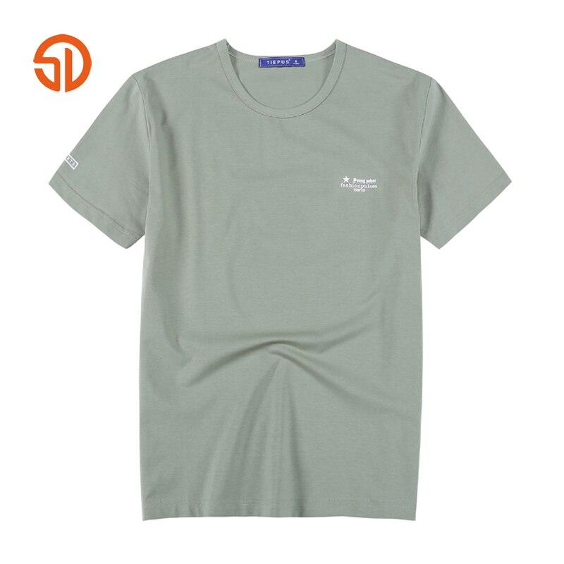 Moda estilo verano más tamaño ropa de los hombres gordos camiseta 6XL  casual o cuello de algodón de manga corta hombres camiseta masculina en  Camisetas de . 9aab1bba0997b
