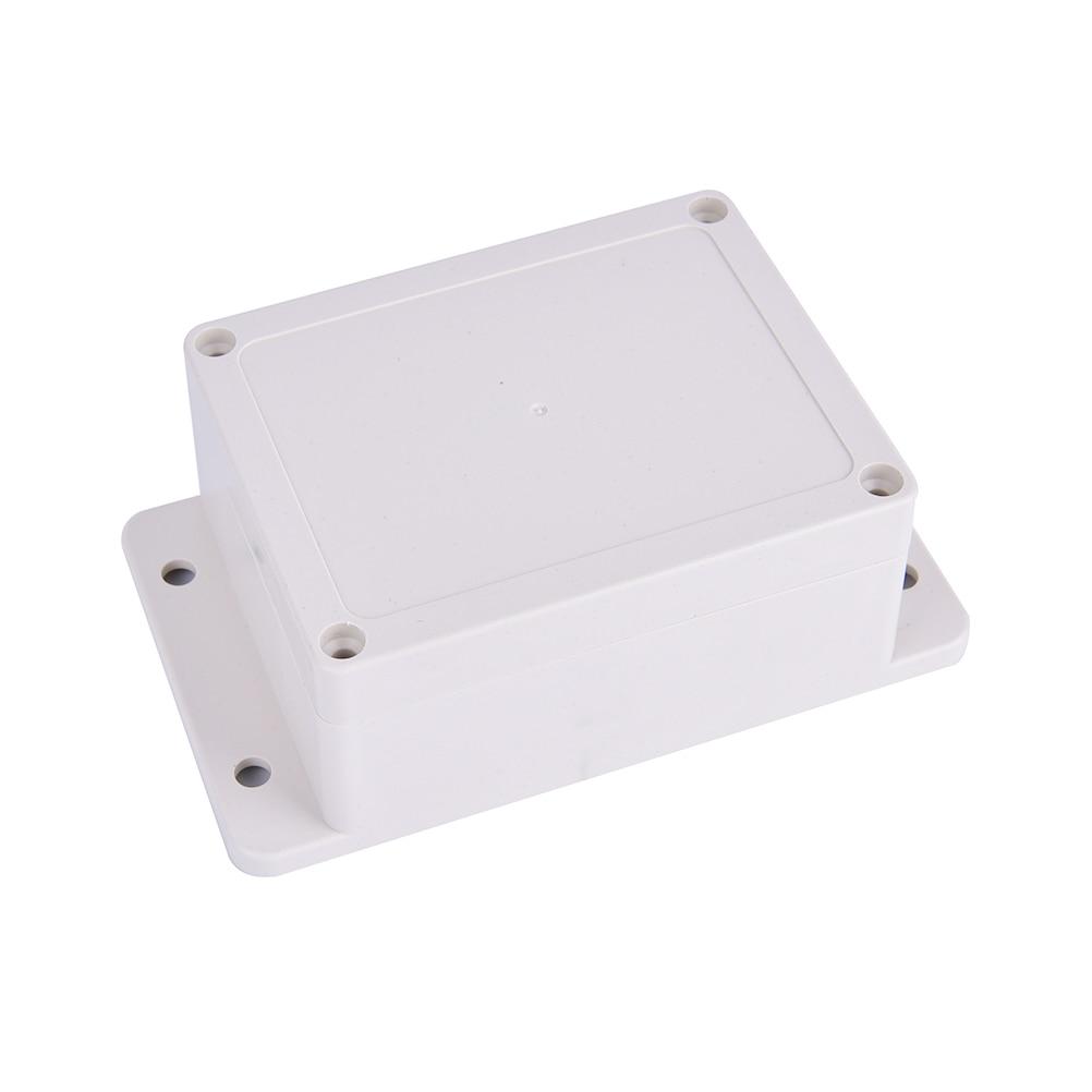 1pc New DIY Transparent 115*90*55mm Electrical Instruments Plastic BOX