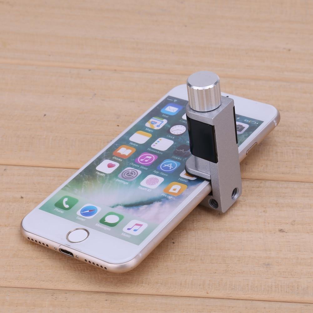Apparecchio per clip regolabile Apparecchio per tablet Smart Phone - Set di attrezzi - Fotografia 5