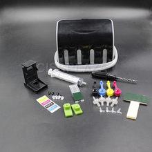 Sistema de suministro Continuo de Tinta Universal, KIT de cartuchos de tinta, CISS, 21, 22, 60, 61, 56, 57, 74, 75