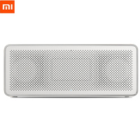 Original Xiaomi Bluetooth Speaker 2 Square Box Portable Mini Stereo Bass Speaker Bluetooth V4 2 For
