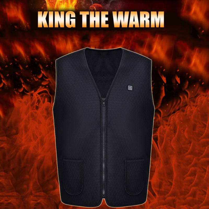 HTB1.orQXsrrK1Rjy1zexh4alFXaF Men Women Outdoor USB Infrared Heating Vest Jacket Winter Flexible Electric Thermal Clothing Waistcoat For Sports Hiking