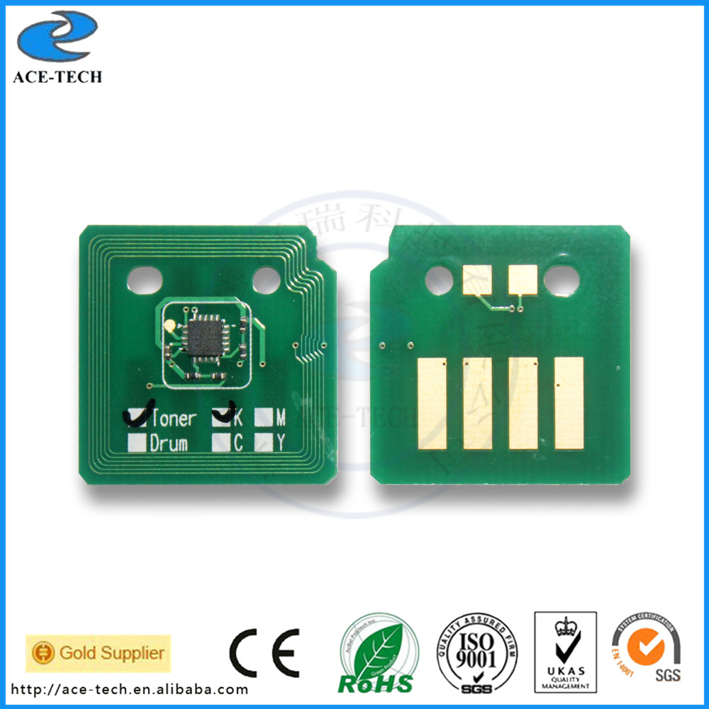 006R01453 006R01456 Toner chip for Xerox WorkCentre 7120 7125 color laser printer cartridge in Cartridge Chip from Computer Office