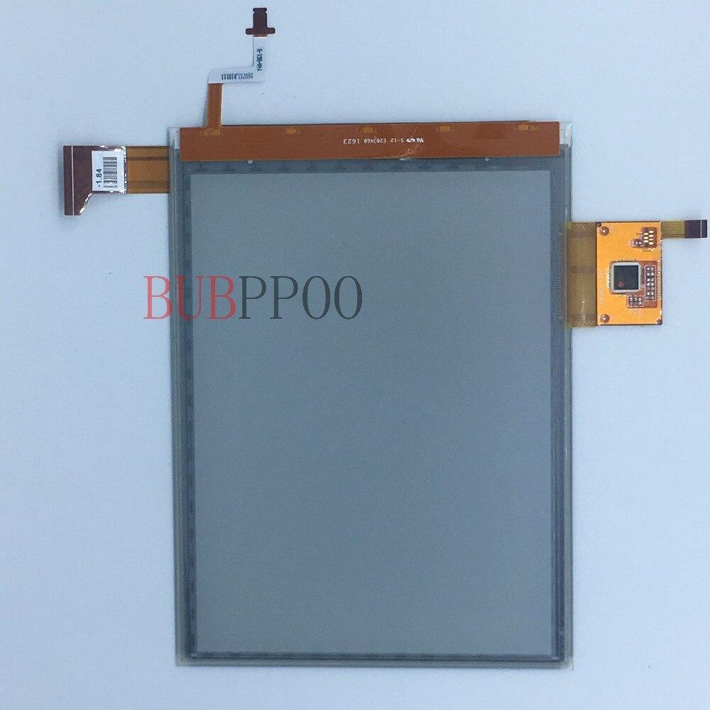 100% оригинал 6 дюймов ED060XH2 (LF)-00 ED060XH2 E-ink HD экран с сенсорным экраном для чтения электронных книг