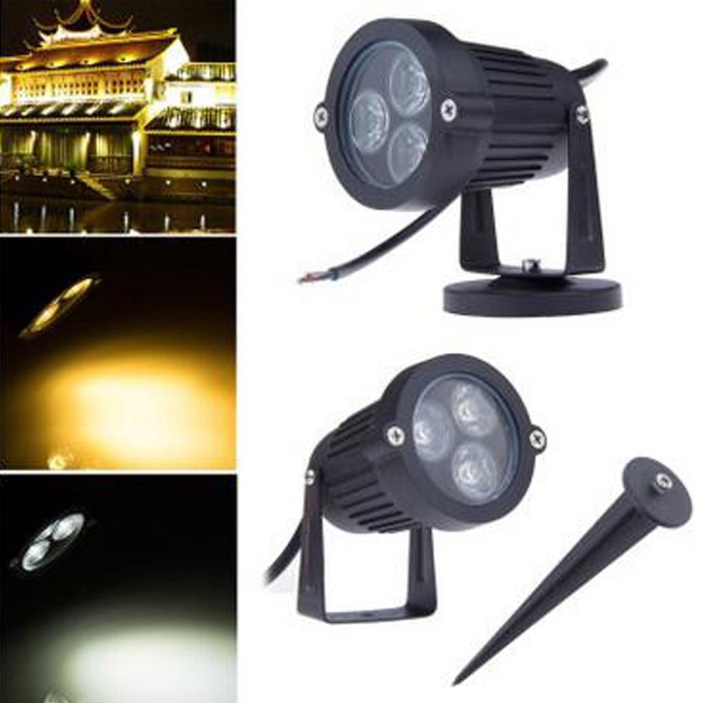 BECOSTAR hot item aluminum high power LED 3w ourdoor flood lighting warm white buy now