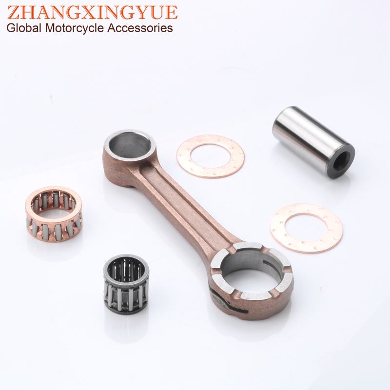 NEW CONNECTING ROD KIT for YAMAHA AEROX 100 AXIS BWS100 Neo 39 s YW ZUMA 100cc 4VP E1651 00 4DM E1681 00 93310418C400 933102140300 in Crankshafts from Automobiles amp Motorcycles