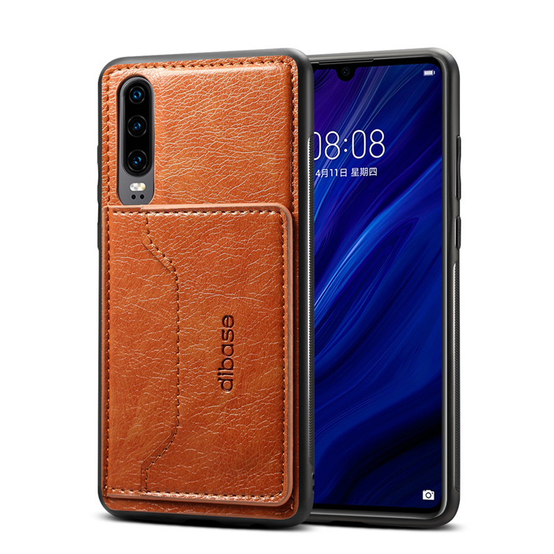 Coque A30 A50 A60 A70 S8 S9 S10 A6 A8 J4 Plus Note 8 9 Couples Simple Leather Case For Samsung Galaxy A7 A9 2018 M10 Card Cover in Fitted Cases from Cellphones Telecommunications