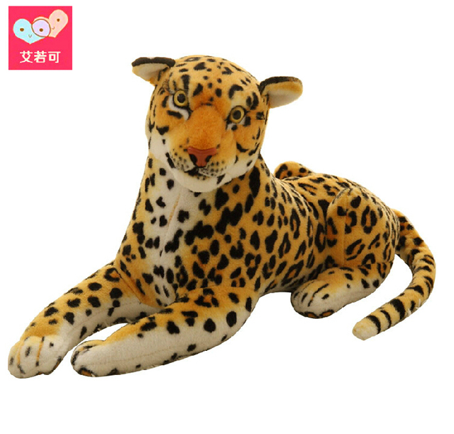 93650ff97f9 TY Plush Animals Beanie Boos Large Leona Blue Leopard Plush ToysTy Big Eyed  Stuffed Animals Soft Toys for Children