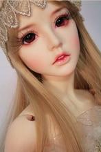 High quality 1/3 supia doll Juah BJD SD DOLL baby girl SOOM luts New Year gift Free eyes