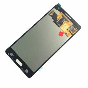 Image 3 - LCD עבור סמסונג גלקסי A5 2015 A500 A500F A500FU A500H A500M LCD מסך מגע Digitizer עצרת החלפה